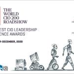 The World CIO 200 Roadshow 2020.