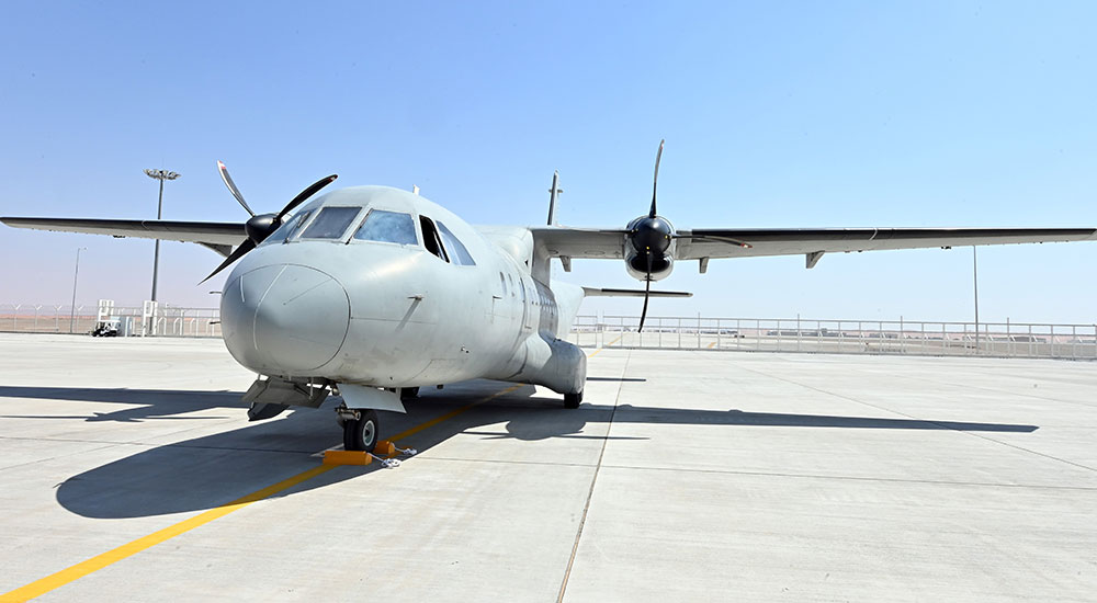 AMMROC marks first aircraft delivery from state-of-the-art Al Ain MRO facility