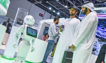 DEWA deploys 10 Pepper robots to assist customers at Future Customer Happiness Centres