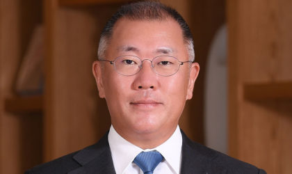 Euisun Chung elevated to Chairman of Hyundai Motor Group by board members