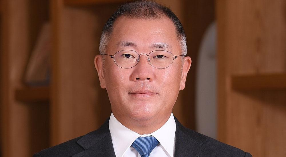 Euisun Chung, Chairman of Hyundai Motor Group.