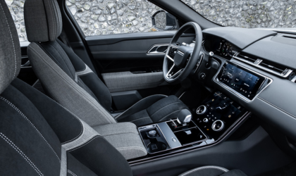 Jaguar Land Rover interiors to be made from ocean, landfill waste, Econyl fibre