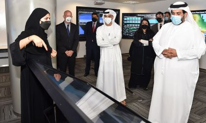 Lockheed Martin's UAE interns present AI based aircraft inspection system