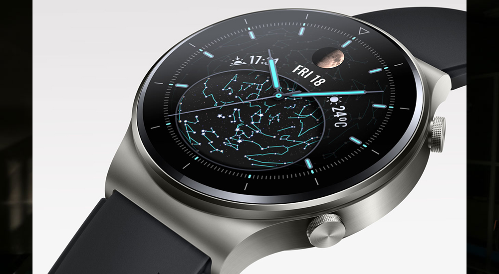 HUAWEI WATCH GT 2 Pro Moonphase watch