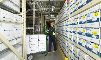 Iron Mountain expands in Dubai, claims largest low oxygen storage vault in region