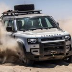 Jaguar Land Rover to take part in pioneering all-weather, all-terrain tests of new metals and composites