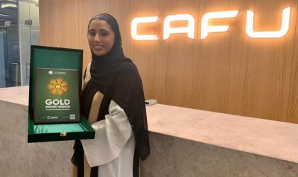 CAFU wins Gold sustainability award for planning to plant million Ghaf trees using drones