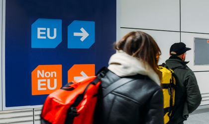 SITA recommends Automated Border Control kiosks for EU Schengen entry in 2022