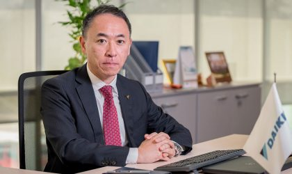 Daikin's business resilience strategy doubles group's market value to $65B