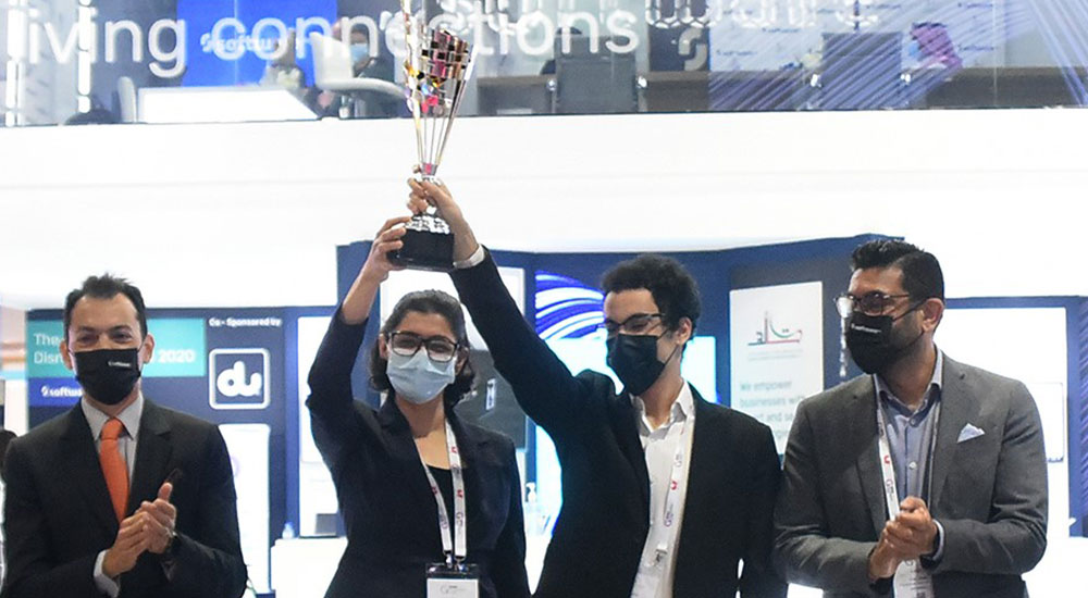Software AG gives Future Disruptors Award to RIT Dubai