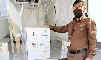 UPS delivers first batches of Pfizer-BioNTech Covid-19 vaccine to Saudi Arabia