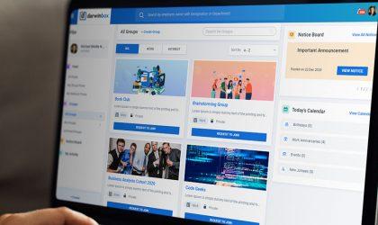 Cloud based HRMS Darwinbox raises $15M in funding led by Salesforce Ventures