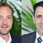 (left to right) David Panhans, MD and Partner at BCG and Adrian Castillero, Associate Director at BCG.