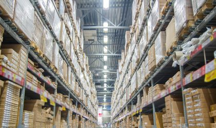 Global supply chain activity exceeds pre-pandemic levels by 14%, Tradeshift index