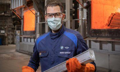 BMW to begin sourcing solar produced aluminium from Emirates Global Aluminium