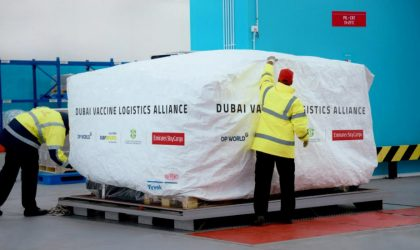 Emirates, DP World part of Vaccine Logistics Alliance supporting WHO COVAX