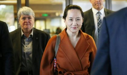 UK Court rejects Huawei CFO's request to access HSBC records sent to the US