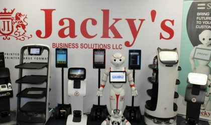 Temi, Double 3 robots now available at Jacky's Electronics retail, online stores