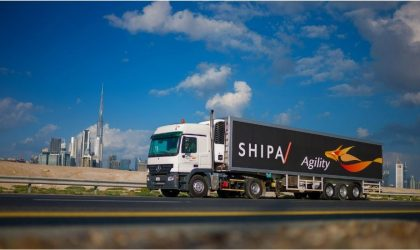 Agility and digital arm Shipa launch express road freight network across GCC