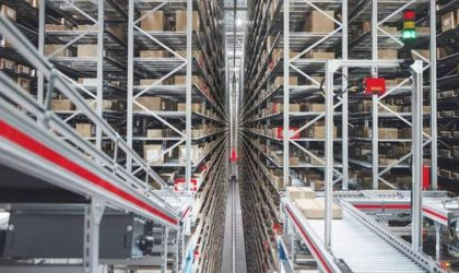 UK based RM Resources picks Swisslog's Tornado automated crane solution for warehouse