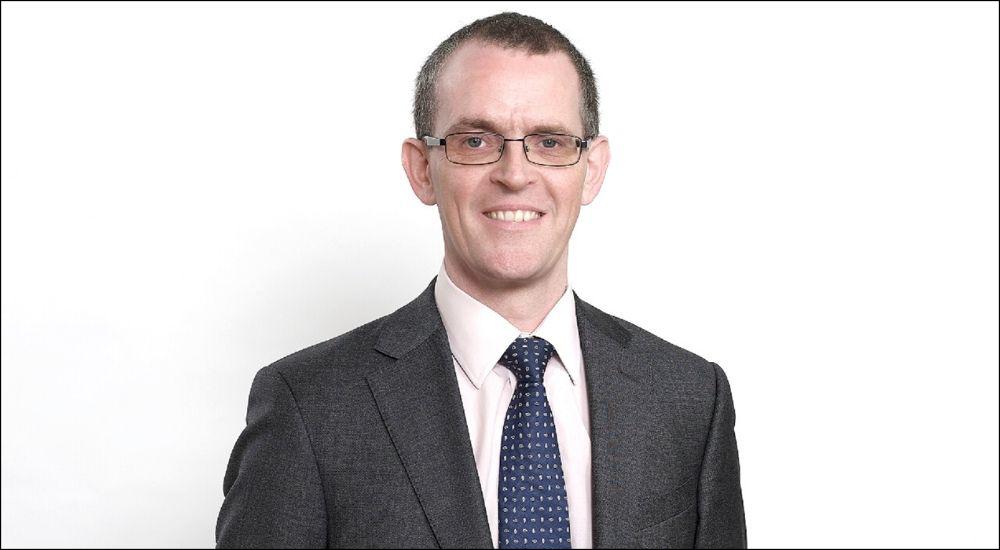 Chris Mellor, Head of EMEA ETF Equity and Commodity Product Management at Invesco.