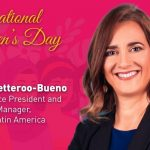 Fabia Tetteroo-Bueno, Senior Vice President and General Manager, Philips Latin America.