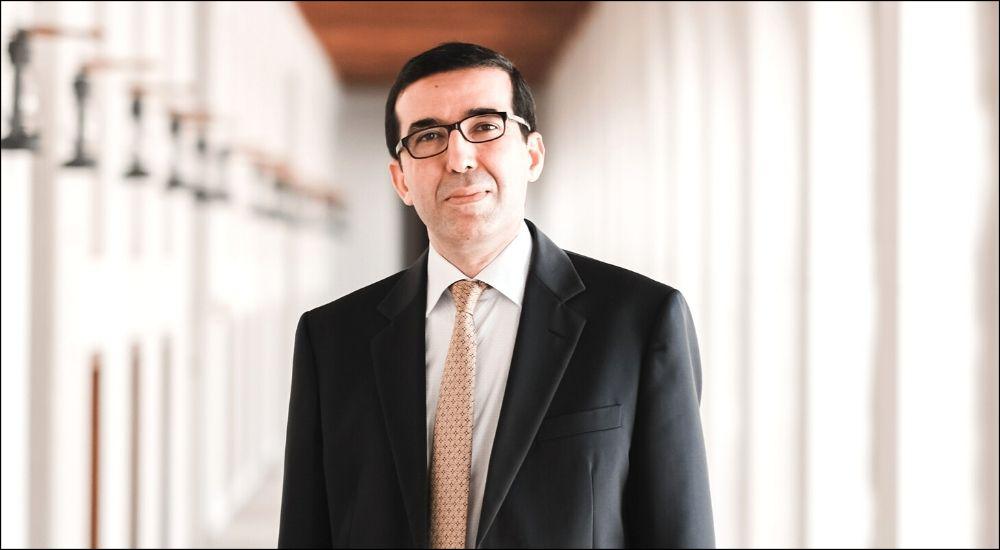 Hassan Saeed Abaragh, Managing partner and Head of Arbitration, AI, Robotics and Blockchain at ICLO.