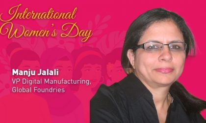 Manju Jalali of Global Foundries talks about how good corporate practices can promote gender diversity