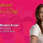 Nurcan Bicakci Arcan, Regional Marketing, Director for CEER MEA, SAS.