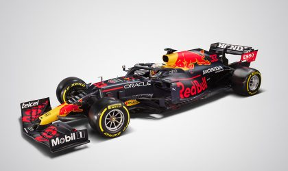Red Bull Racing selects Oracle Cloud Infrastructure as partner for Formula 1 championship