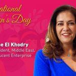 Sandrine El Khodry, Vice President, Middle East, Alcatel-Lucent Enterprise.