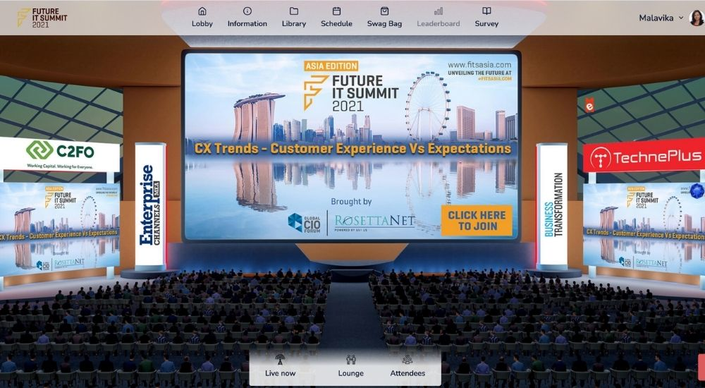 First Asia edition of Future IT Summit brought by Global CIO Forum and RosettaNet Singapore GS1.