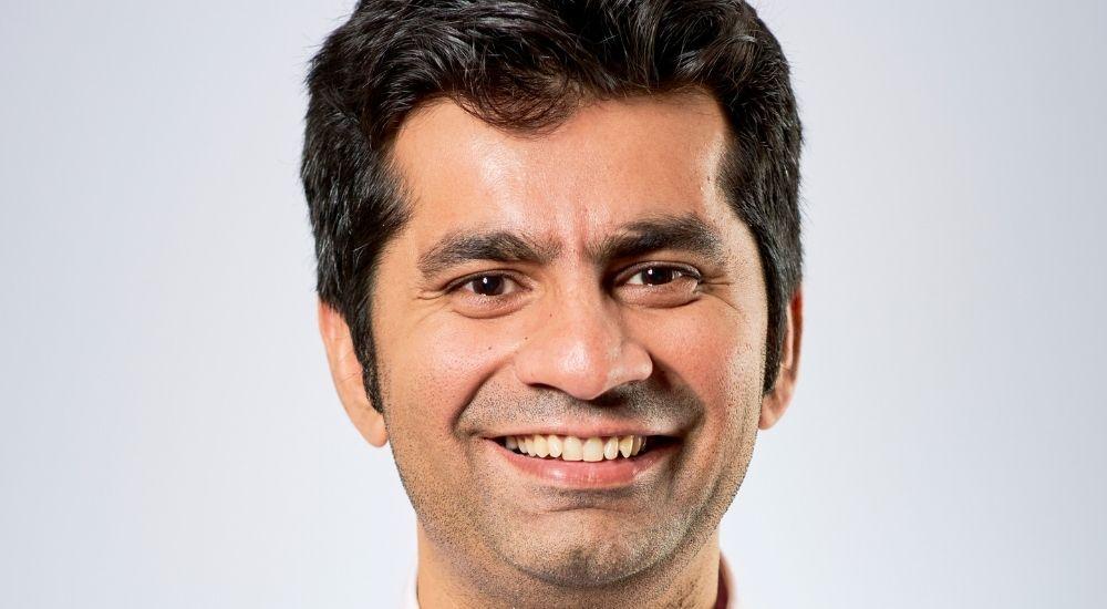Careem CEO and co-founder Mudassir Shaikha