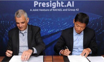 Abu Dhabi based G42 and Israel based Rafael create new venture around AI and big data