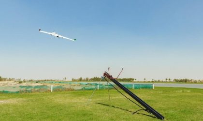 National Center of Meteorology uses UAVs to assess impact of electric charge emission on rainfall