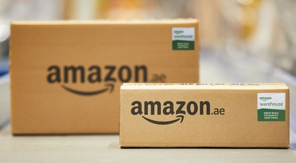 Customer returned items from Amazon.ae now available as resale at Amazon Warehouse