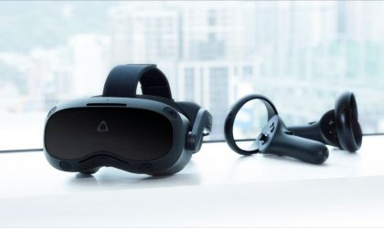 HTC releases VIVE Focus 3 with 5K resolution and ultra-wide of 120-degree for immersion