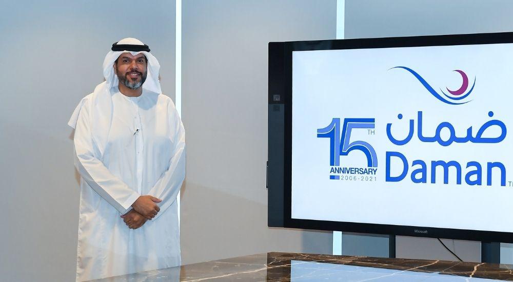 Hamad Al Mehyas, Chief Executive Officer of Daman.