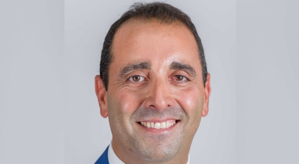 Havier Haddad, General Manager Gulf Region, Dell Technologies