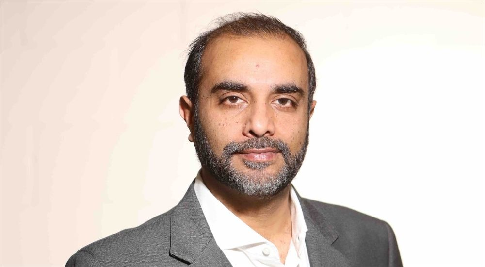 Khurram Shroff, noted 'Arab Whale' and Chairman of the IBC Group