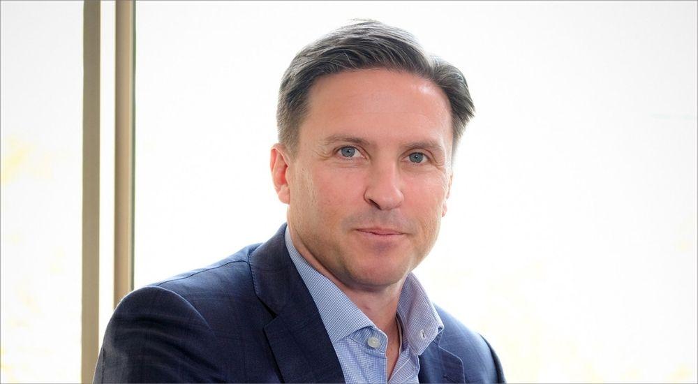 Mark Cullen, Managing Director of EMEA South