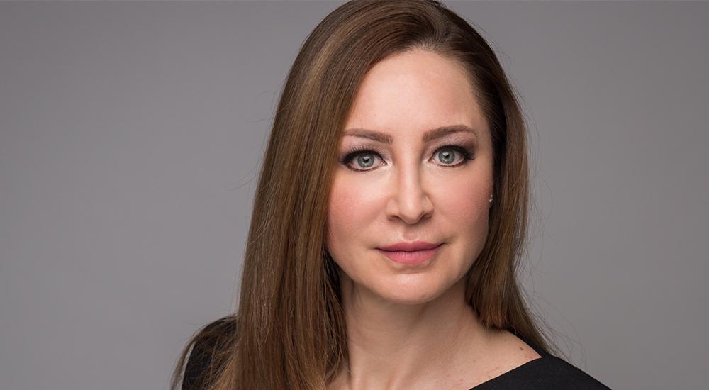 Marketa Simkova, Partner, Head of People and Change, KPMG Lower Gulf.