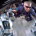 Virgin Galactic completes first fully crewed spaceflight