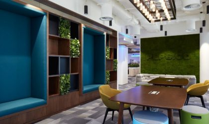 SAY Studio redesigns 2,400 sqm PepsiCo into agile workspace matching needs of hybrid working