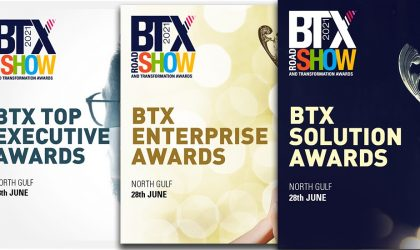 20+ awards winners announced for BTX Road Show 2021 North Gulf edition