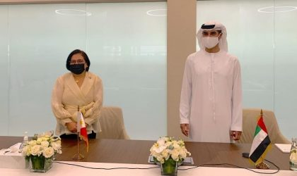 UAE Space Agency hosts Philippines Ambassador, exploring collaborations