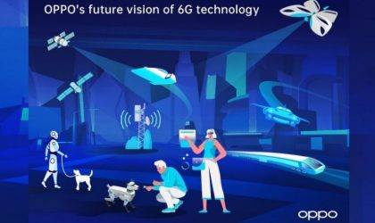 IoT key driver for OPPO, Etisalat 6G vision with connections of 10M devices per sq km