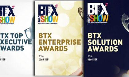 Transformation Awards 2021 – BTX ASIA