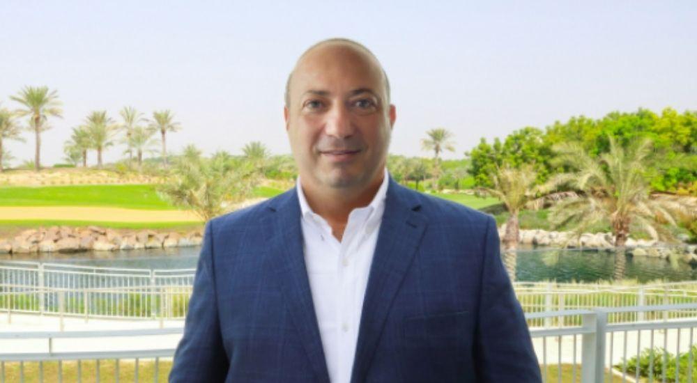 Robert El Khoury, VP of Sales & Marketing, JA Resorts & Hotel