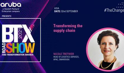 Transforming the supply chain – Nicole Tretwer